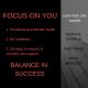 Achieve Balance in Success