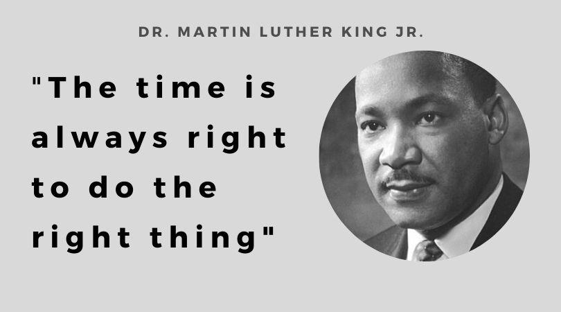 Dr. MLK Jr