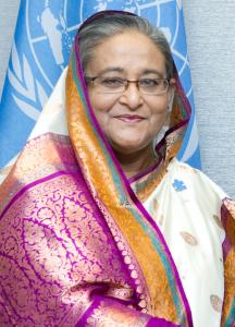 Sheikh Hasina Wazed